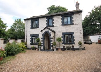 Thumbnail 3 bed detached house for sale in Rectory Road, Farnborough