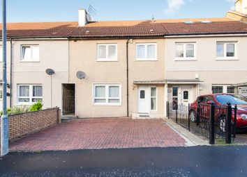 Thumbnail 3 bed terraced house for sale in Leithland Road, Pollok, Glasgow
