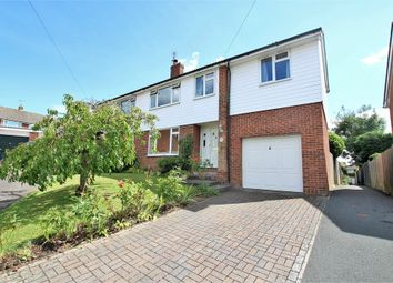 Thumbnail 4 bed detached house for sale in Wordsworth Rise, East Grinstead, West Sussex