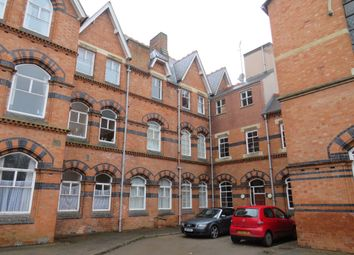 Thumbnail 2 bedroom flat for sale in Grosvenor Gate, Leicester