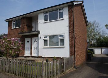 Thumbnail 2 bed flat to rent in Lower Park Road, Loughton
