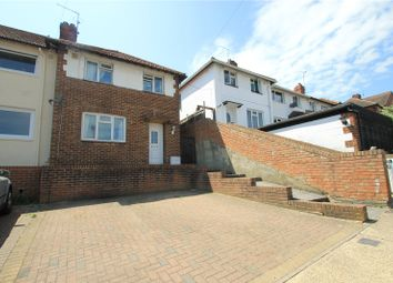 Thumbnail 3 bed end terrace house for sale in Elaine Avenue, Strood, Kent