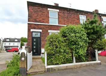 Thumbnail 2 bed end terrace house to rent in Park Lane, Whitefield, Manchester