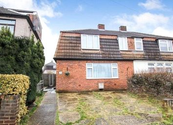 Thumbnail 4 bed semi-detached house for sale in White Hart Lane, Romford
