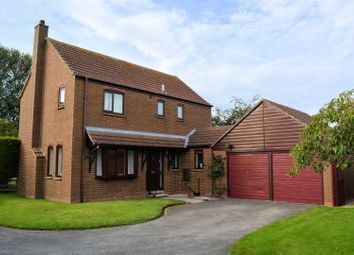 Thumbnail 3 bed detached house for sale in Great Close, Cawood, Selby
