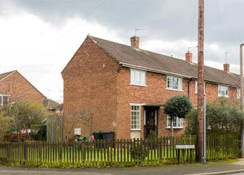 Thumbnail 2 bed end terrace house for sale in Sincil Way, Doncaster