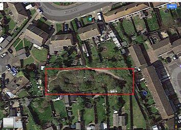 Thumbnail Land for sale in Vicarage Lane, Sittingbourne