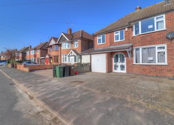 Thumbnail 4 bed semi-detached house for sale in The Ringway, Queniborough, Leicester