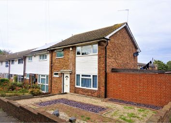 Thumbnail 3 bed end terrace house for sale in Mackenzie Way, Gravesend