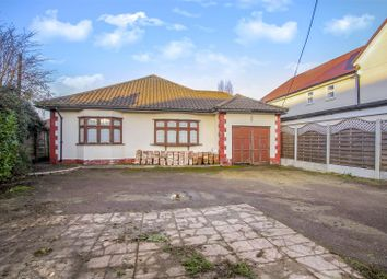 Thumbnail 2 bed detached bungalow for sale in Oak Hill Road, Stapleford Abbotts, Romford