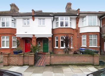 Thumbnail 4 bed terraced house for sale in Waldegrave Road, Ealing