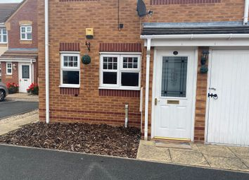 Thumbnail 1 bed flat to rent in York Close, Rugeley, Staffordshire