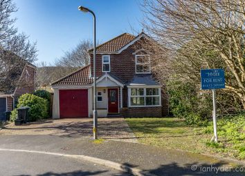 Thumbnail 4 bedroom detached house to rent in Wilkinson Close, Rottingdean