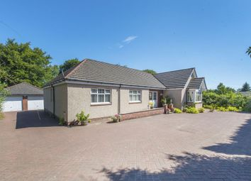 Thumbnail 4 bed bungalow for sale in Lealenge, 85 High Barrwood Road, Kilsyth, Glasgow