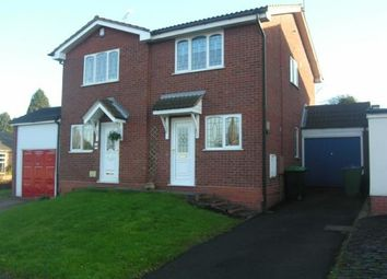 Thumbnail 2 bed semi-detached house to rent in Hollyoake Close, Oldbury