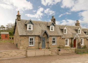 Thumbnail 2 bed cottage for sale in 1 Harvieston Mains Cottage, Gorebridge