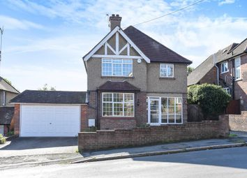 Thumbnail 3 bed detached house for sale in Lowndes Avenue, Chesham