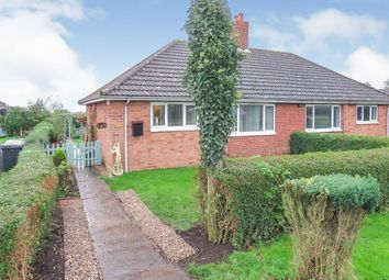 Thumbnail 2 bed semi-detached bungalow for sale in Spilsby Road, Eastville, Boston
