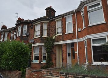 Thumbnail 3 bed terraced house for sale in Philip Road, Ipswich