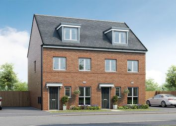 "Thumbnail 3 bed property for sale in ""The Bamburgh"" at Swallow Crescent, Farnley, Leeds"