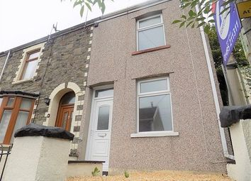 Thumbnail 2 bed end terrace house to rent in Park Place, Abertillery