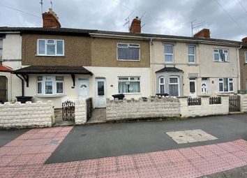 Thumbnail 3 bed terraced house for sale in Cricklade Road, Gorse Hill, Swindon