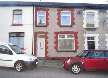 Thumbnail Terraced house for sale in Wood Street, Cilfynydd, Pontypridd