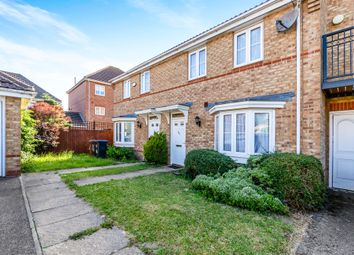 Thumbnail Terraced house for sale in Campion Road, Hatfield