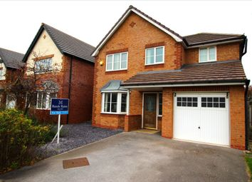 Thumbnail 4 bed detached house for sale in Owain Glyndwr, Kinmel Bay, Rhyl