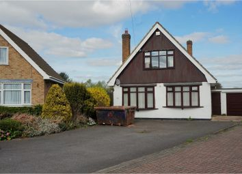 Thumbnail 3 bed detached house for sale in Fern Crescent, Groby