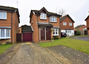 Thumbnail 3 bed detached house for sale in Long Beech Drive, Farnborough