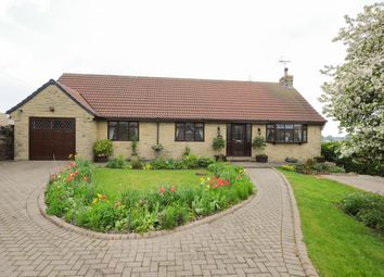 Thumbnail 4 bedroom detached bungalow for sale in 22 Slacks Lane, Pilsley, Chesterfield