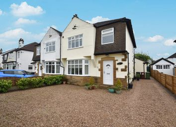 Thumbnail 3 bed semi-detached house for sale in King Lane, Moortown, Leeds