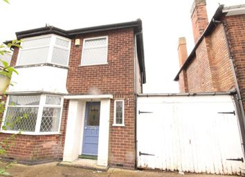 3 bed detached house for sale in Dovedale Road, Nottingham NG3