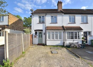 Thumbnail 2 bedroom end terrace house for sale in Upper Road, Wallington, Surrey