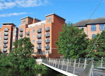 Thumbnail 2 bed flat for sale in Flat 1 Riverside, 7 Stuart Street, Derby
