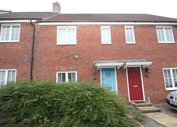 Thumbnail 3 bedroom terraced house for sale in Field Close, Sturminster Newton, Dorset