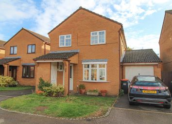 Thumbnail 4 bed detached house for sale in Donnelly Drive, Bedford