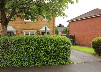 Thumbnail 2 bed semi-detached house to rent in Mallens Croft, Bramshall