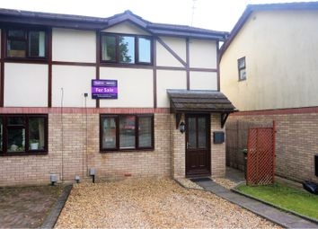 Thumbnail 2 bed semi-detached house for sale in Glan-Y-Ffordd, Cardiff