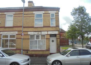 Thumbnail 2 bedroom end terrace house for sale in Bickerdike Avenue, Manchester
