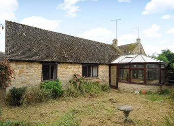 Thumbnail 3 bed detached bungalow for sale in Kingham, Oxfordshire