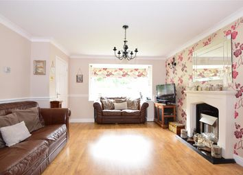 Thumbnail 4 bed detached house for sale in Micawber Close, Walderslade Woods, Chatham, Kent
