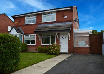 Thumbnail 2 bed semi-detached house for sale in Penrose Gardens, Middleton