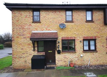 Thumbnail 1 bed terraced house for sale in Hurrell Down, Boreham, Chelmsford, Essex
