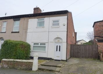 Thumbnail 3 bed property to rent in Dingle Road, Tranmere, Birkenhead