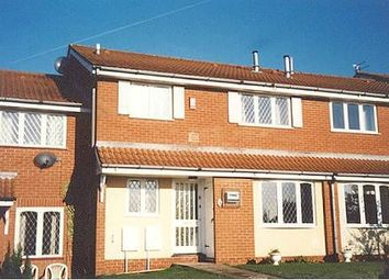 Thumbnail 2 bedroom town house to rent in Winterside Close, Waterhayes, Newcastle-Under-Lyme