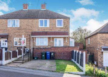 Thumbnail 3 bed semi-detached house for sale in Bernard Road, Edlington, Doncaster