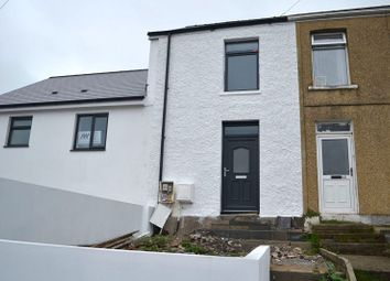 2 bed terraced house for sale in Trallwn Road, Llansamlet, Swansea SA7