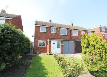 Thumbnail 3 bed semi-detached house for sale in Roberts Close, Sittingbourne, Kent
